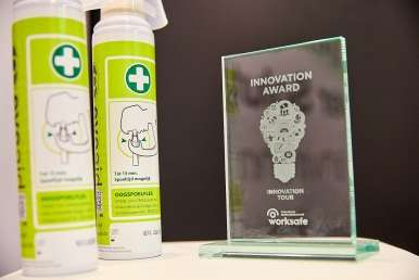 Innovation Award EyeAid